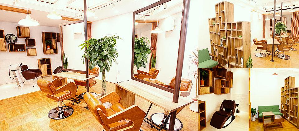 荒川区南千住の美容室フランゴ FRANGO